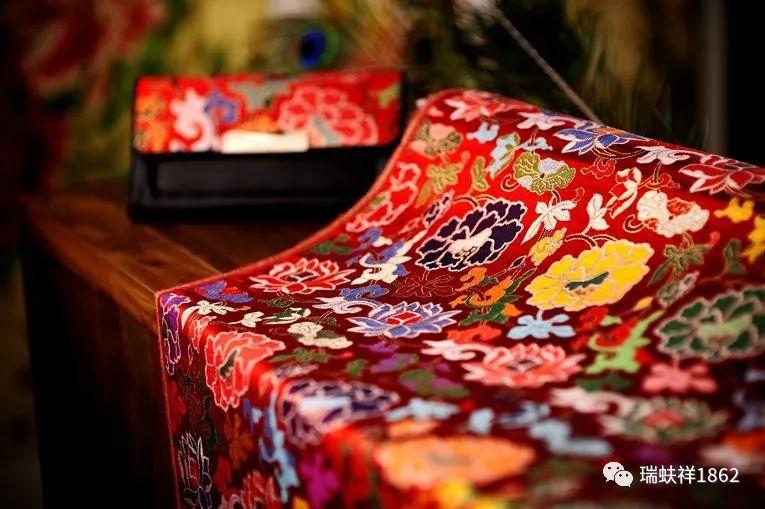 云锦 | 中华织造瑰宝